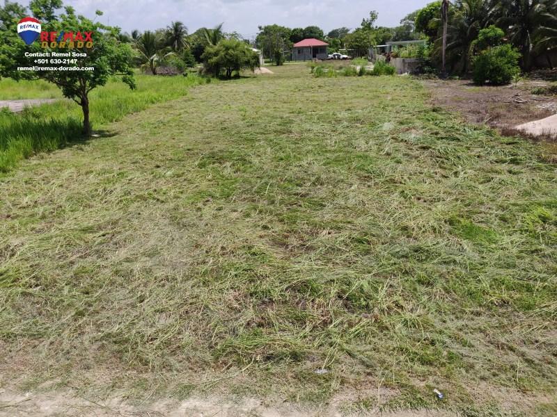 RE/MAX real estate, Belize, San Jose Palmar, Prime Residential Property in Palmar Village
