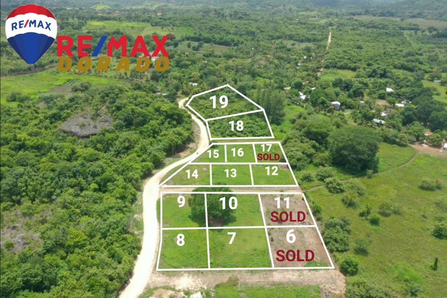 RE/MAX real estate, Belize, Belmopan, Riviera Subdivision, Belmopan Registration Section, Block 20