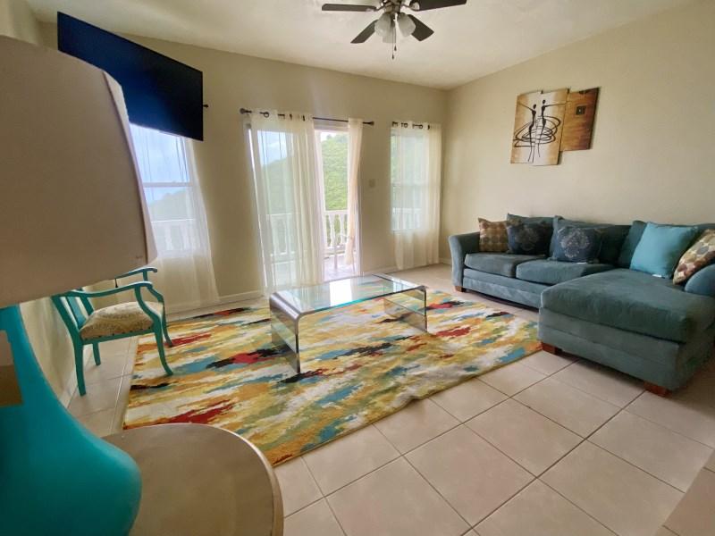 RE/MAX real estate, British Virgin Islands, West End, 2 bedroom 1 bathroom. $1,800 furnished. $1,700 semi furnished.