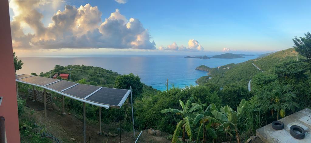 RE/MAX real estate, British Virgin Islands, Trunk Bay, 3 bedroom 2 bathroom $2,800