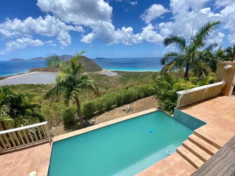 RE/MAX real estate, British Virgin Islands, Belmont Estates, 3 Bedroom 3.5 bathroom