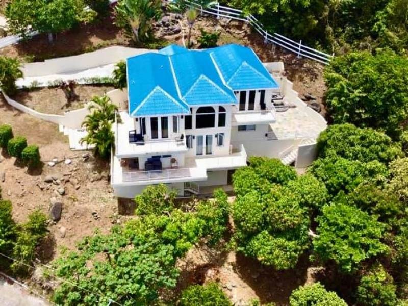 RE/MAX real estate, British Virgin Islands, Georges North Side, 4 Bedroom 3 Bedroom