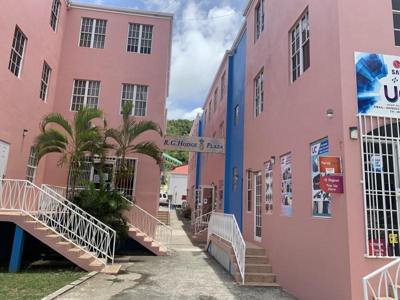 RE/MAX real estate, British Virgin Islands, Road Town, RG Hodge Plaza