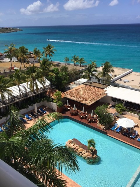 RE/MAX real estate, Sint Maarten, Cupecoy, Cupecoy, Sapphire Hotel, 1 bedroom condo for sale