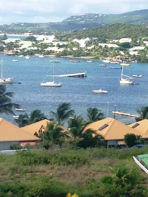 RE/MAX real estate, Sint Maarten, Cul de Sac, French Cul de Sac, Ocean view Lot for Sale