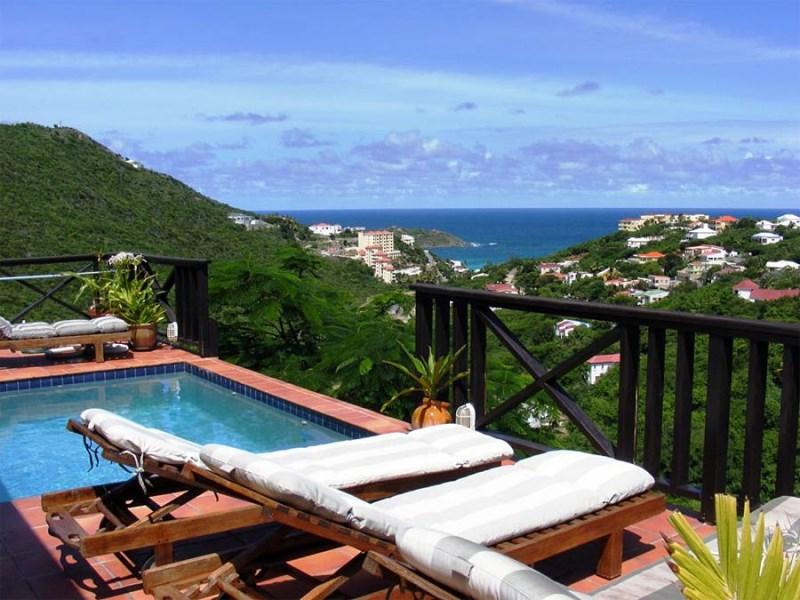 RE/MAX real estate, Sint Maarten, Dawn Beach, Villa Moondance