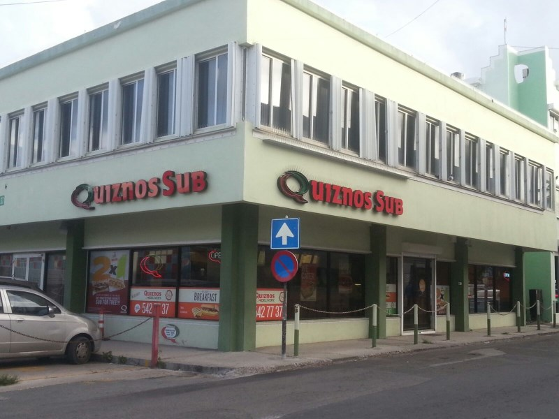 RE/MAX real estate, Sint Maarten, Phillipsburg, Quiznos Franchise St. Maarten - REDUCED PRICE TO SELL QUICKLY.