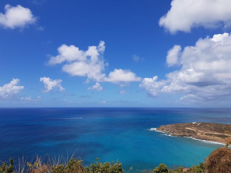 RE/MAX real estate, Sint Maarten, Cay bay, Panoramic Ocean View Lot