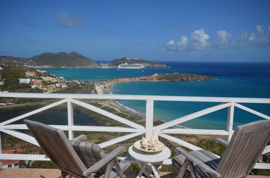 RE/MAX real estate, Sint Maarten, Cay bay, Harbor View Villa