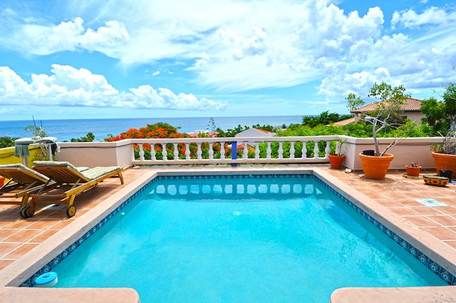 RE/MAX real estate, Sint Maarten, Pelican Key, Pelican Sunset and Ocean View - PRICE REDUCED!!!