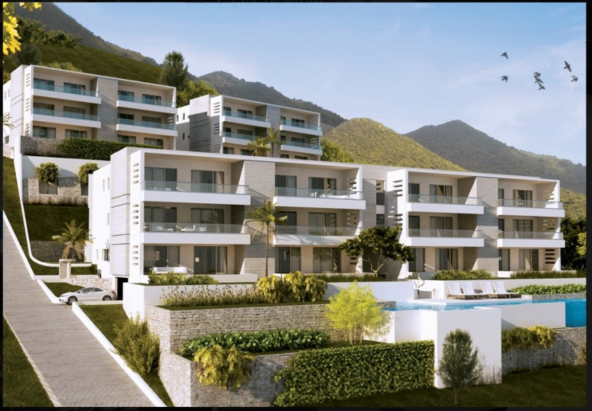 RE/MAX real estate, Sint Maarten, Cay bay, OBI HILL RESIDENCES - 1,2,3 bedroom condos at Pre-construction prices starting from $270,000.