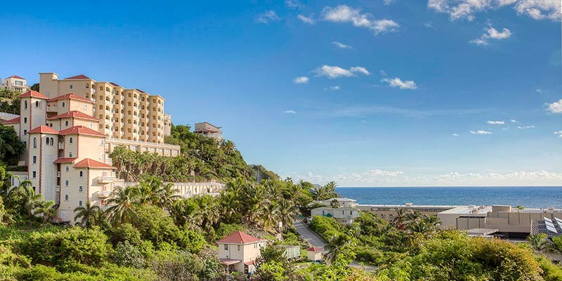 RE/MAX real estate, Sint Maarten, Oyster Pond, Princess Heights #903