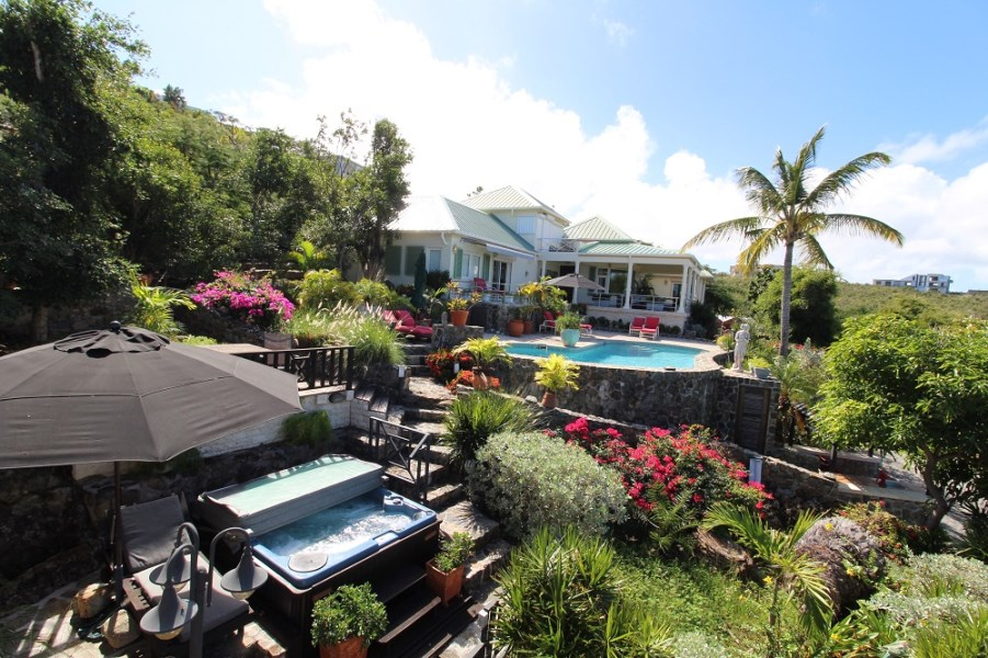 RE/MAX real estate, Sint Maarten, Oyster Pond, Chateau Jeca