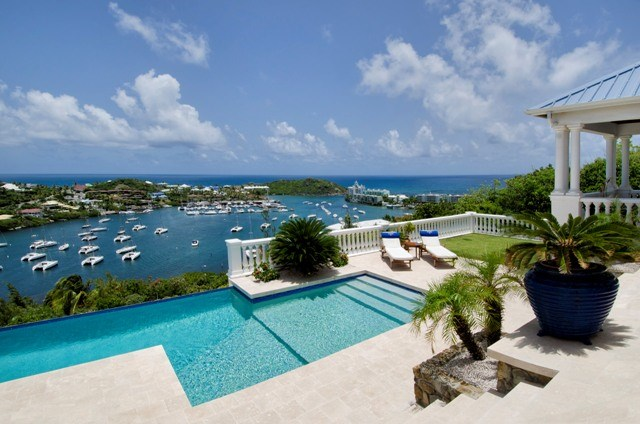 RE/MAX real estate, Sint Maarten, Oyster Pond, Villa Harbinger