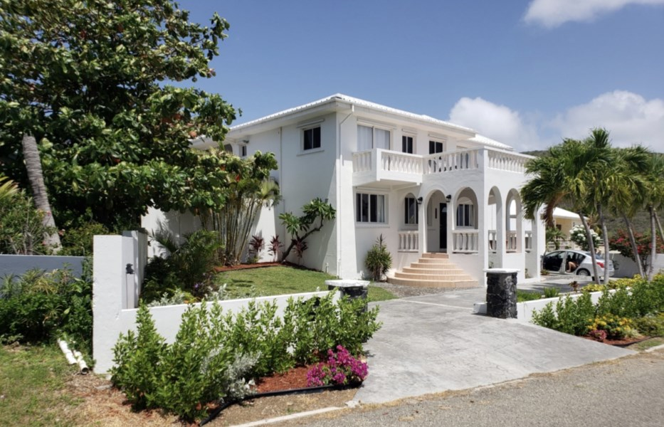 RE/MAX real estate, Sint Maarten, Dawn Beach, Villa Esperanza REDUCED