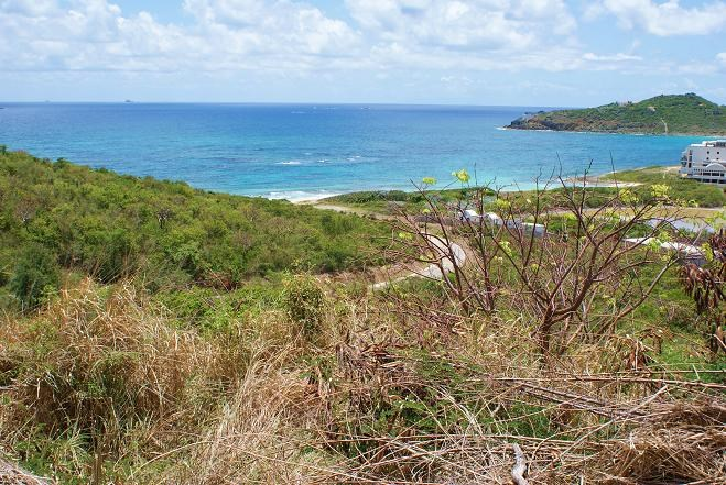 RE/MAX real estate, Sint Maarten, Cul de Sac, Red Pond Lot 51 REDUCED Excellent Ocean Views