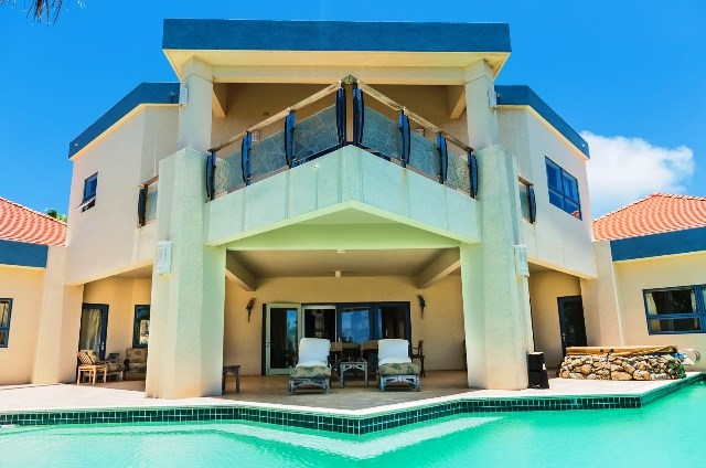RE/MAX real estate, Sint Maarten, Dawn Beach, Villa Liberte, REDUCED , BEAUTIFUL VILLA, Tamarind Hill Estates