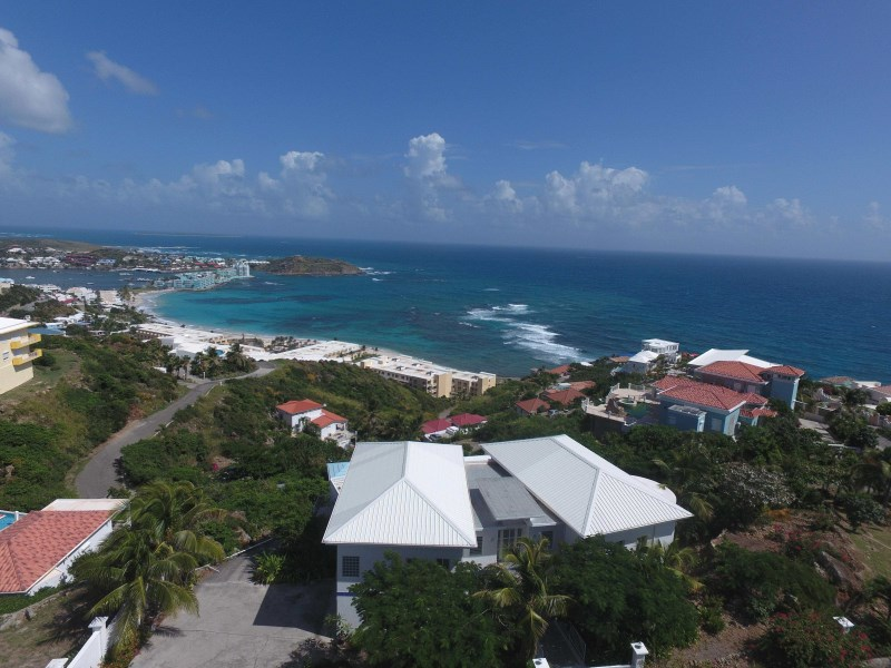 RE/MAX real estate, Sint Maarten, Dawn Beach, Villa Dawn Beach