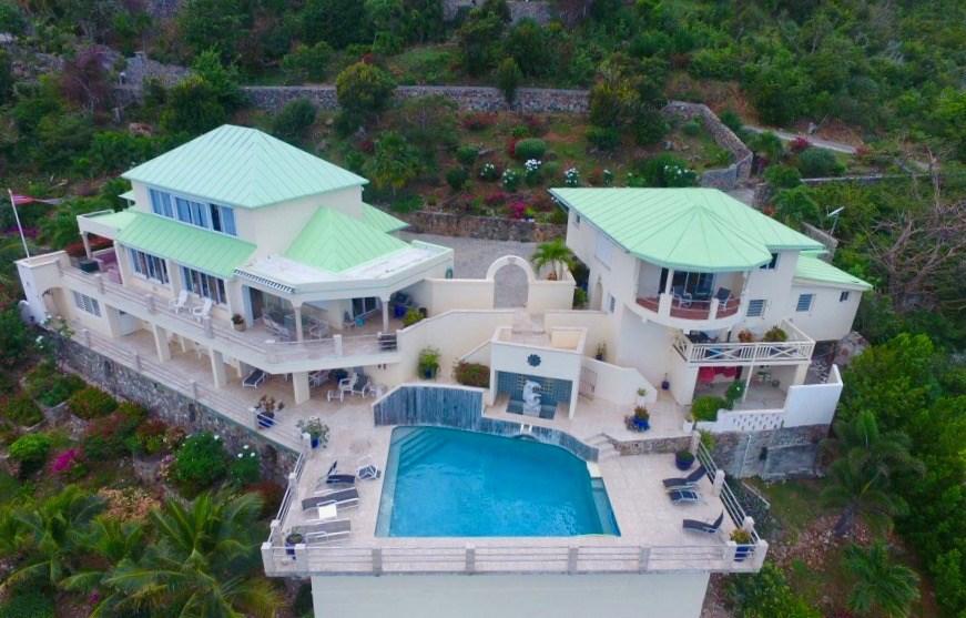 RE/MAX real estate, Sint Maarten, Oyster Pond, Villa Sunrise