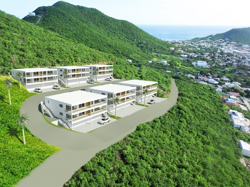RE/MAX real estate, Sint Maarten, Cole Bay, Isky Residences/ Prices start at