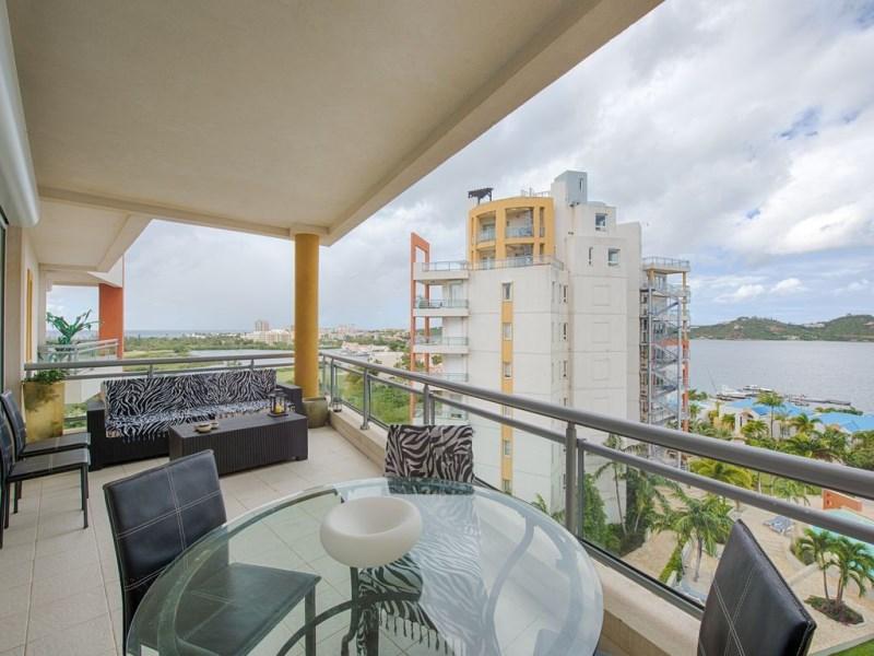 RE/MAX real estate, Sint Maarten, Maho Area, Aquamarina Marina Extensive Views