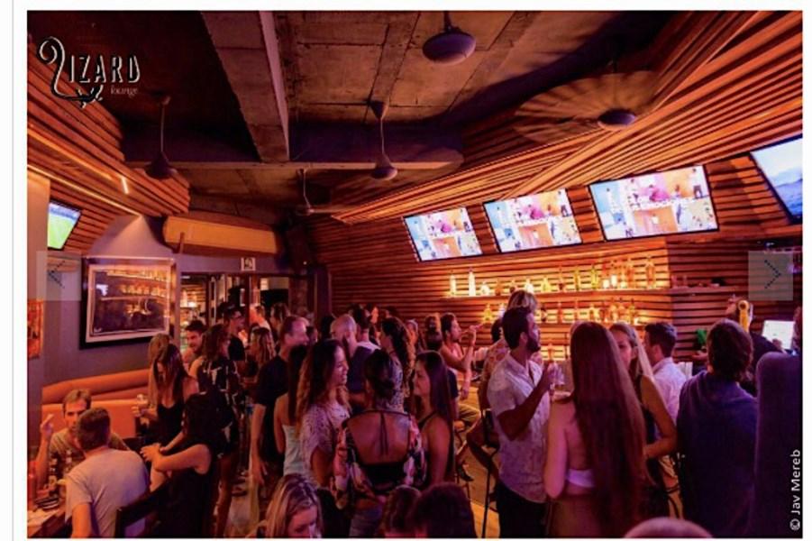Remax real estate, Costa Rica, Tamarindo,  Lizard's Lounge ~ Best bar in Playa Tamarindo
