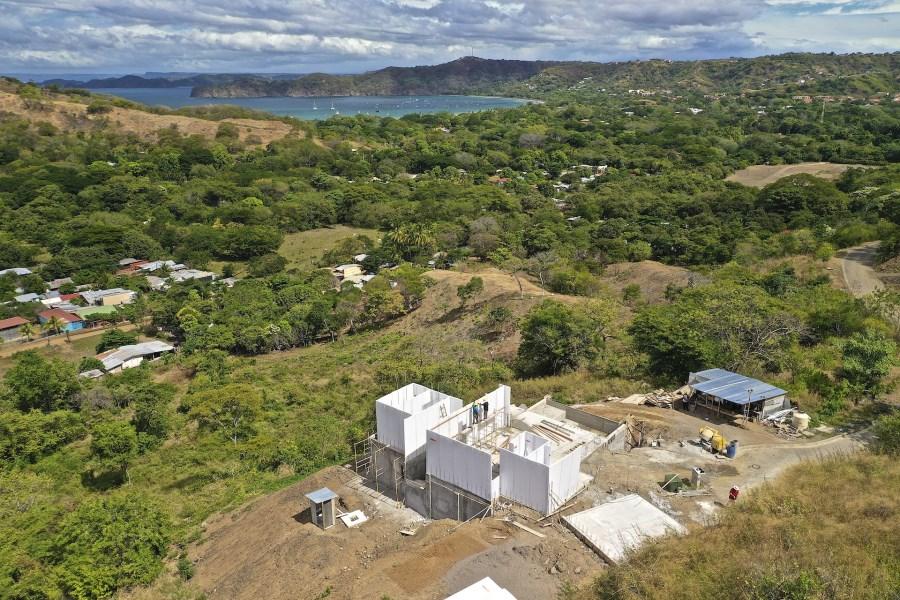 Remax real estate, Costa Rica, Playa del Coco, Coco Bay EstatesLot 8 Spec Home