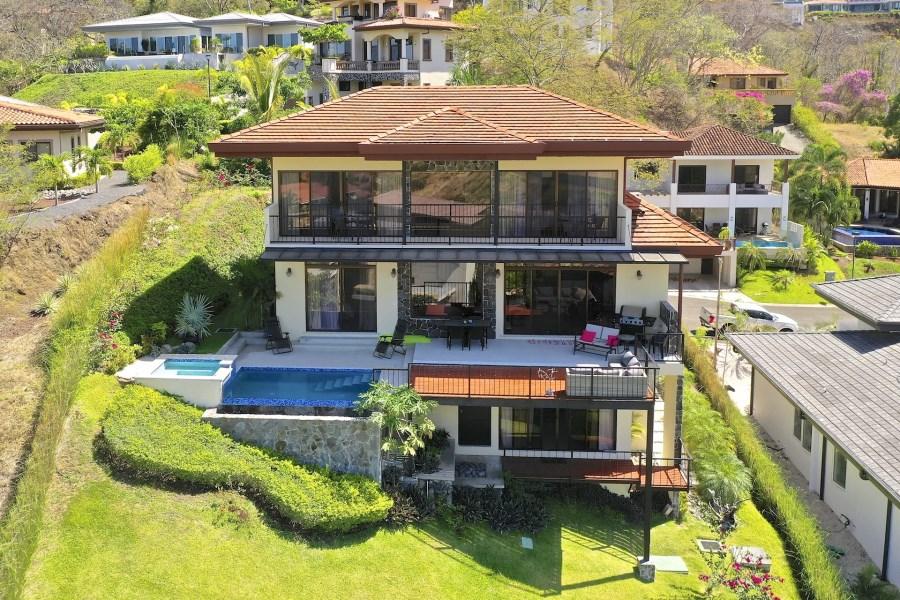 Remax real estate, Costa Rica, Playa del Coco, Pacifico Lot 92 Casa Terrazas