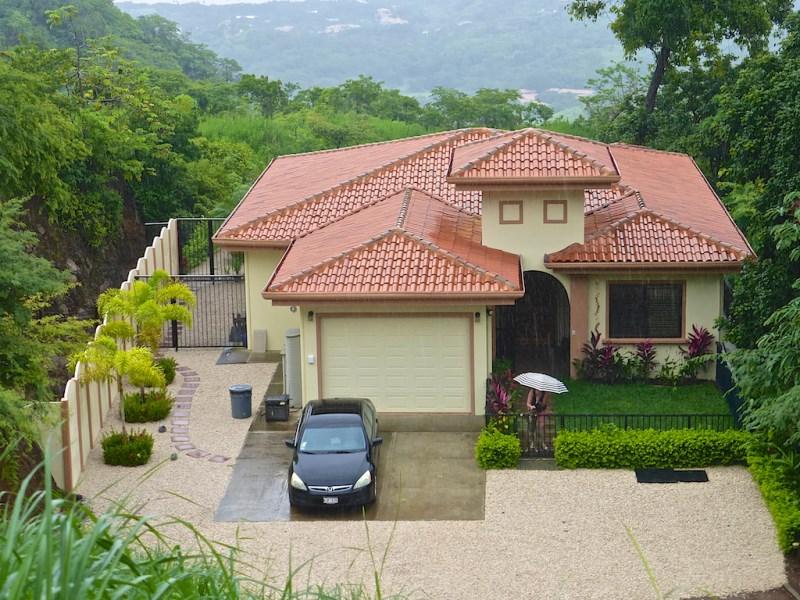 Remax real estate, Costa Rica, Playa del Coco, Ladera del Mar Lot 11 Monte Vista Estates