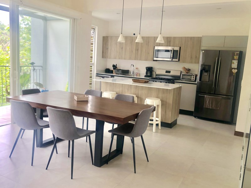 Remax real estate, Costa Rica, Puntarenas, Contemporary two bedroom condo, close to the beach surrounded by nature