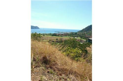 Remax real estate, Costa Rica, Puntarenas, Ocean view lot neighboring Los Sueños