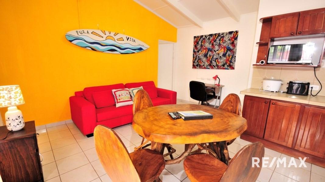 Remax real estate, Costa Rica, Jaco, Paradise Condo M19 Jaco Beach