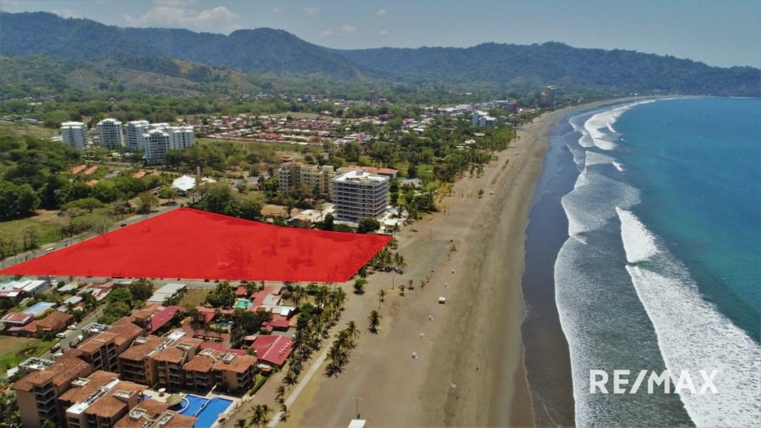 Remax real estate, Costa Rica, Jaco, Jaco Beach Oceanfront Development Property