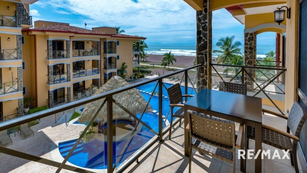 Remax real estate, Costa Rica, Jaco, Bahia Encantada C3 Ocean View Three Bedroom Condo