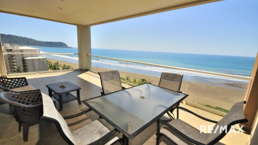 Remax real estate, Costa Rica, Jaco, Breakwater Point Twelfth Floor Ocean View Condo