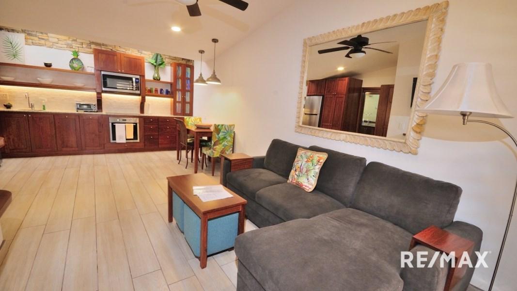 Remax real estate, Costa Rica, Jaco, Villas Paradise Renovated One Bedroom Condo in Jaco Beach