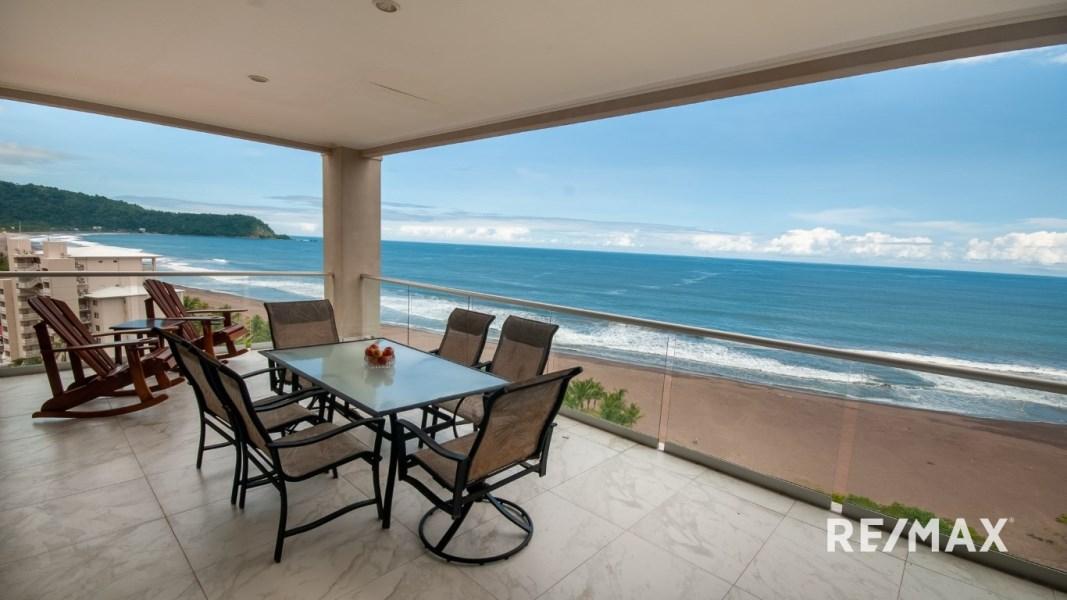 Remax real estate, Costa Rica, Jaco, Breakwater Point 13th Floor Oceanfront Condo