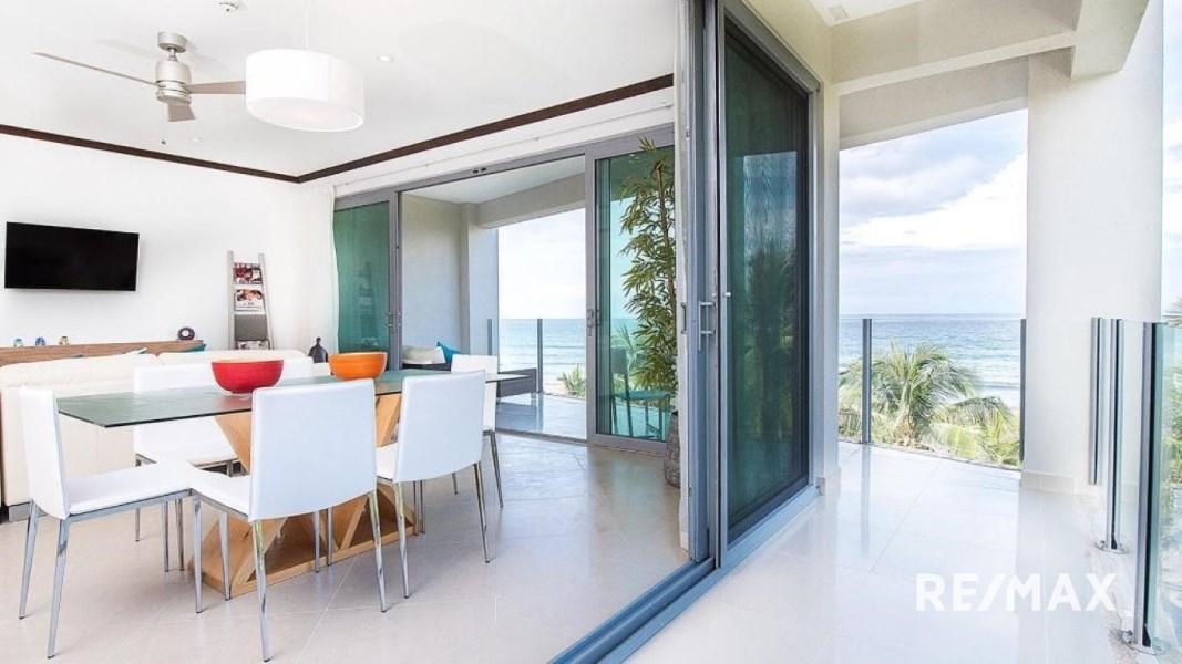 Remax real estate, Costa Rica, Jaco, Diamante Del Sol N401 Luxury Oceanfront Condo