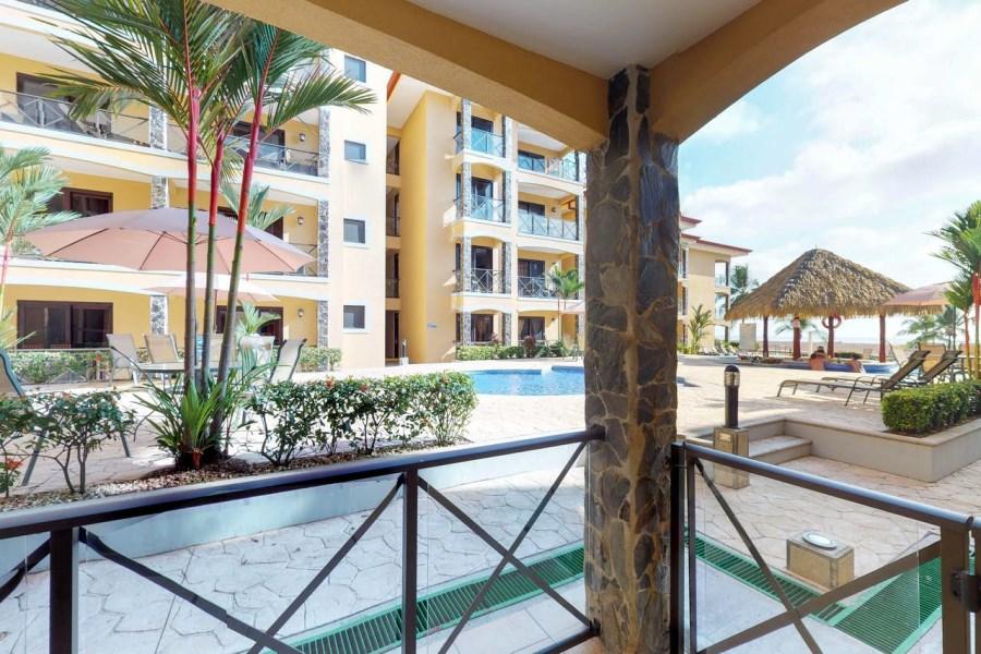 Remax real estate, Costa Rica, Jaco, Bahia Encantada D1 Ocean View Condo