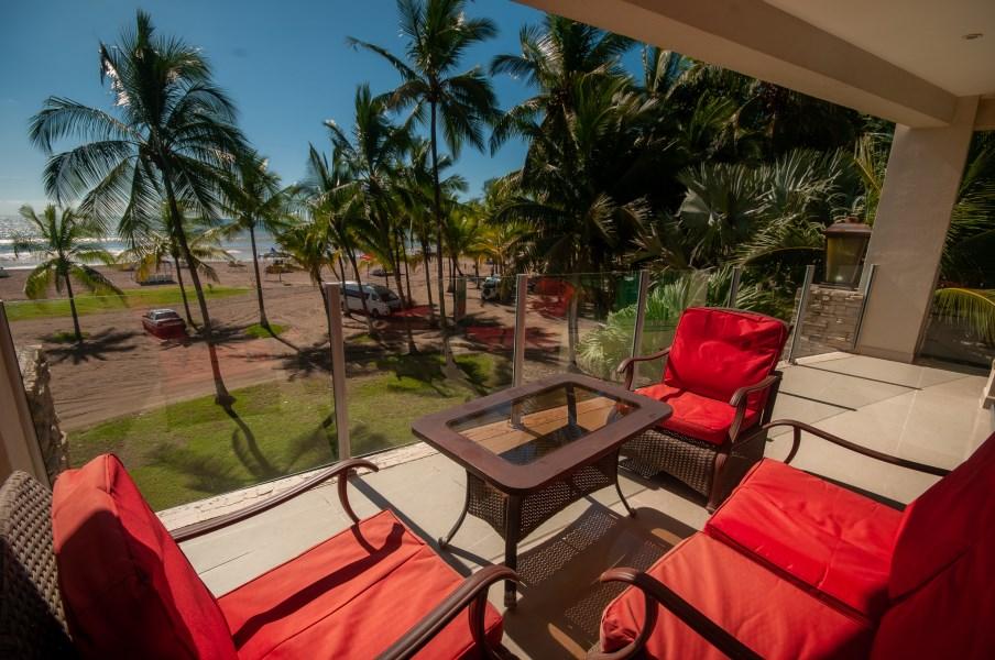 Remax real estate, Costa Rica, Jaco, Diamante del Sol 201 North Three Bedroom Luxury Oceanfront Condo Jaco Costa Rica