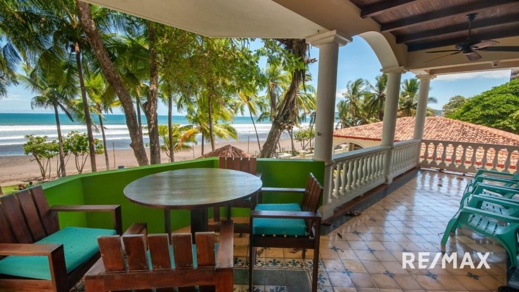 Remax real estate, Costa Rica, Jaco, Jaco Beach Village Oceanfront Home