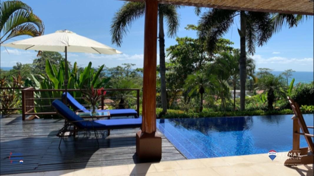 RE/MAX real estate, Costa Rica, Hermosa Beach, FIRE SALE – Ocean View home