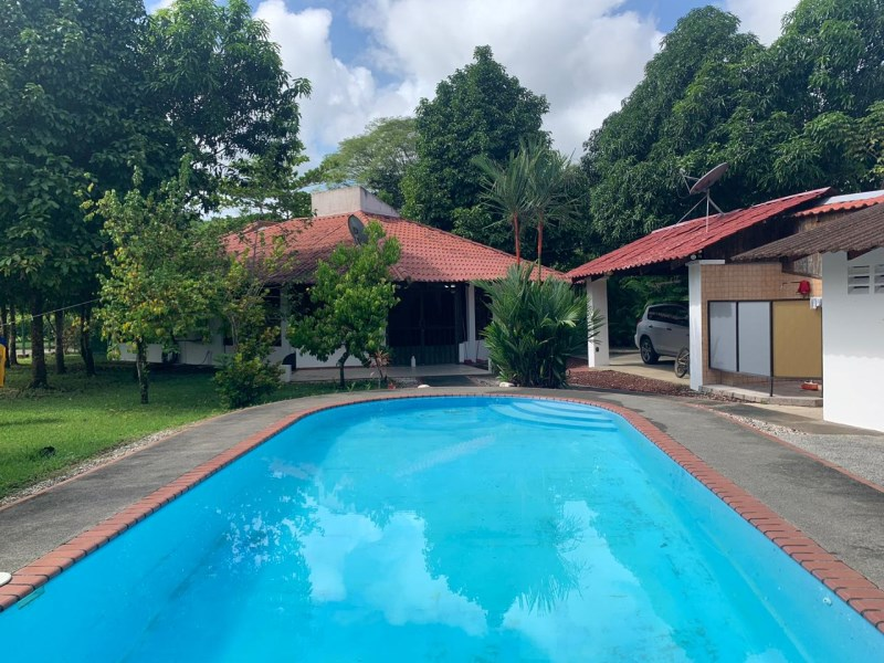 Remax real estate, Costa Rica, Punta Leona, Oasis House with guest house and large pool