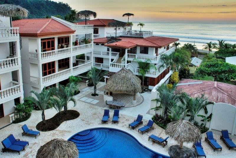 Remax real estate, Costa Rica, Jaco, !Fire Sale! Best Beachfront Condo Ocean View including Golf Cart