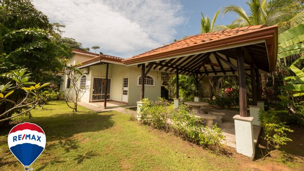 Remax real estate, Costa Rica, Esterillos, Move in Ready | Guarded Community | Garage | Close to Beach