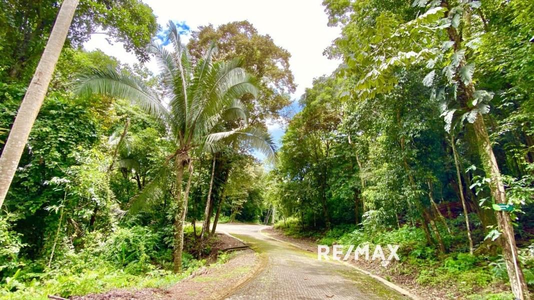 Remax real estate, Costa Rica, Esterillos, Corner LOT of 2408m2 in Costa Esterillos | Costa Rica