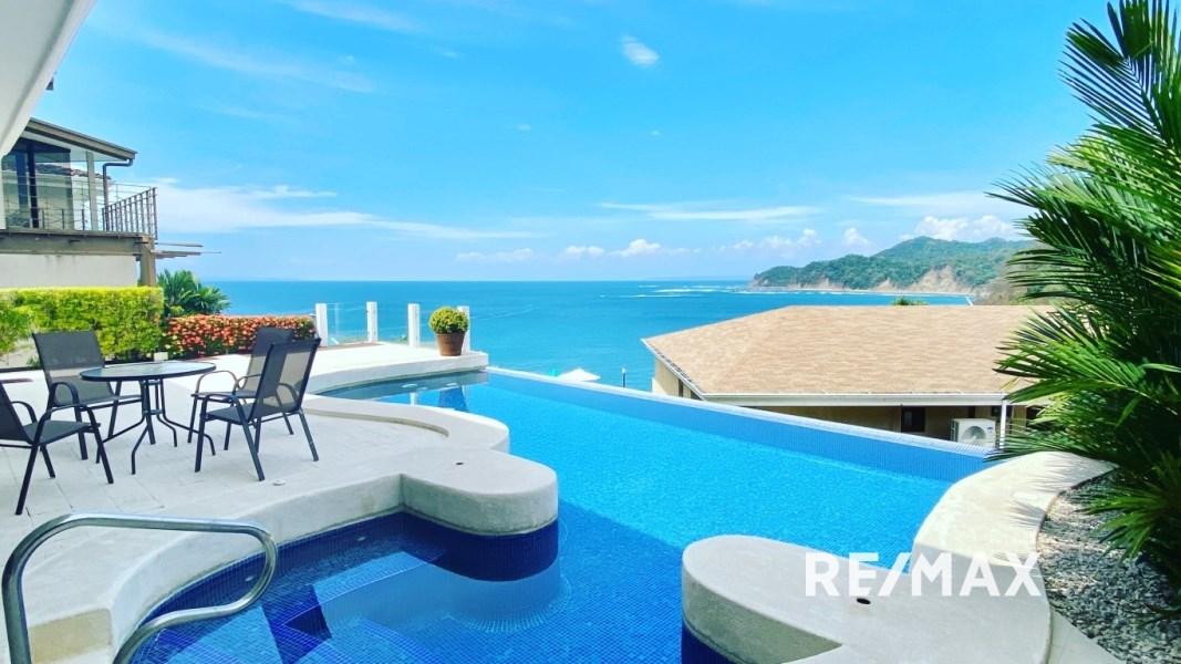 RE/MAX real estate, Costa Rica, Puntarenas, Luxury Villa with BREATHTAKING Ocean View in Faro Escondido I | Los Sueños | Costa Rica