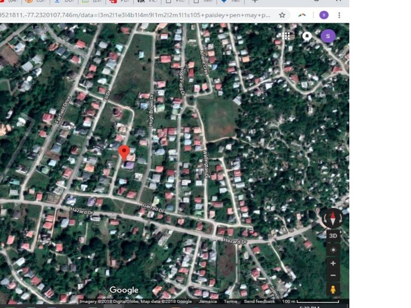 RE/MAX real estate, Jamaica, May Pen, Lot 105 Shirley Avenue, Sunny Acres, Paisley Pen Clarendon May Pen