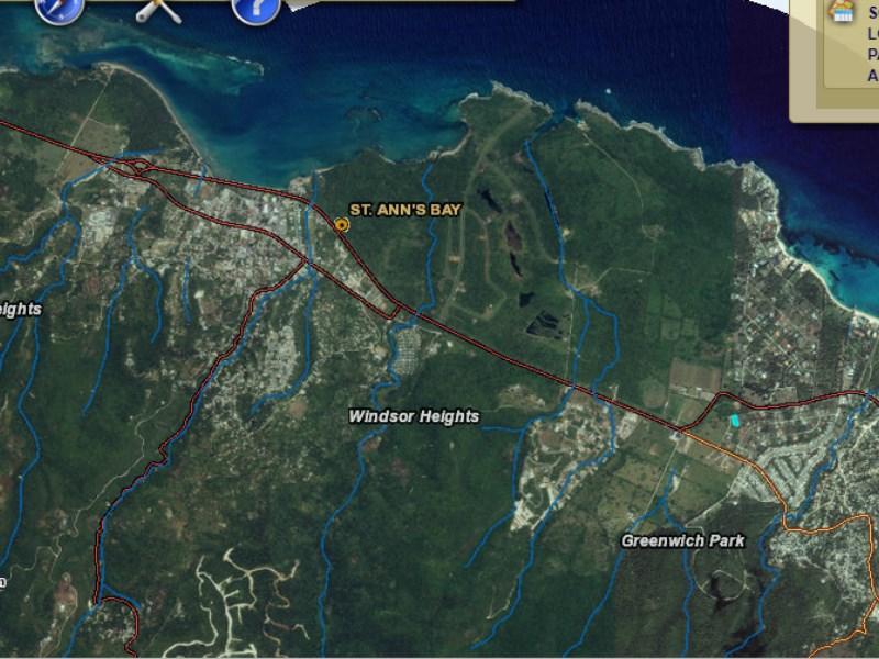 RE/MAX real estate, Jamaica, Ocho Rios, Lot 17 Greenwich Park, Mammee Bay St. Ann Ocho Rios