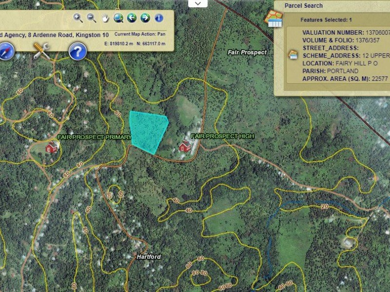 RE/MAX real estate, Jamaica, Fairy Hill, 11 & 12 Upper Fair Prospect Portland Fairy Hill